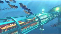 real underwater train. Real Underwater Train On Pinterest   Underwater, Trains And Venice