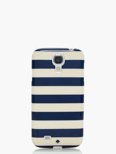 jewel stripe resin samsung S4 case