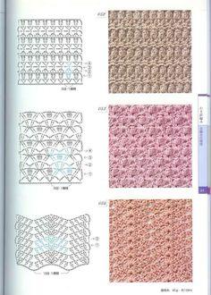 puntos de ganchillo - AZU -- - Picasa Web Albums