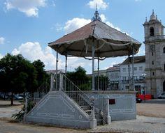 Reanimar os Coretos em Portugal: Estremoz