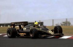 Silverstone, 1985