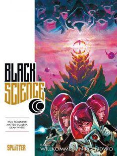 Black Science Buch 2: Willkommen, nirgendwo - 5/5 Sterne
