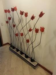 Resultado de imagen para fierro forjado de flores