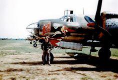 """B-26 MARAUDER """"OH FOLKS"""""""