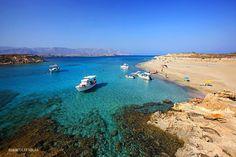 GREECE CHANNEL | Koufonisi island,Kamareles beach