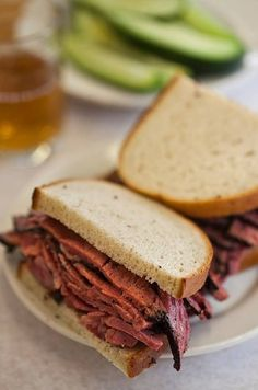 Katz's Delicatessen (Manhattan) | 21 Sandwich Shops In America To Eat At Before You Die