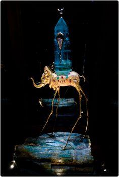 Salvador Dali Museum, Figueres, Spanien #Dali #Figueres