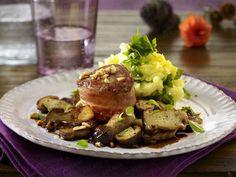 Weihnachtsessen mit Fleisch - feine Braten, Filet & Co. - balsamico-steinpilze11  Rezept