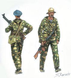 Russische Soldaten Afghanistan