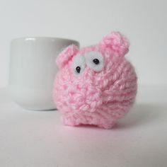 Ravelry: Tiny Piggy pattern by Amanda Berry