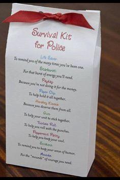 Police Officer Survival Kit