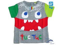Camiseta niño TUC TUC manga corta Toddler Boy Outfits, Toddler Boys, Baby Kids, Kids Outfits, Baby Wearing, Kids Wear, Kids And Parenting, Boy Or Girl, Kids Fashion