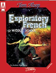 EXPLORATORY FRENCH FOR MIDDLE SCHOOL EBOOK DL