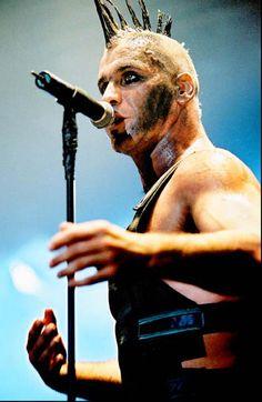 Till Lindemann - Live Rammstein