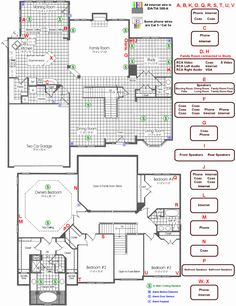 Home electrical wiring diagram blueprint our cabin pinterest home electrical circuit diagrams wiring diagram collection planning swarovskicordoba Images
