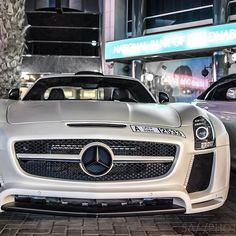 Mercedes-Benz SLS AMG, #AutoShow #Supercar #AutomotiveDesign #AlloyWheel Performance car, Personal luxury car, Bumper - Follow #extremegentleman for more pics like this!
