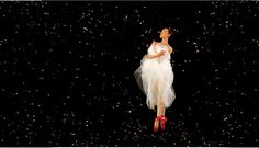 Meng Ningning in Fairy Tales, choreography Francois Klaus.  Queensland Ballet.   photo ©  David Kelly