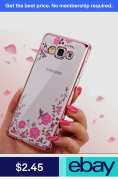 quality design f3218 91d38 Cases, Covers & Skins For Samsung Galaxy S9/S8/A8 2018/J7 Bling ...