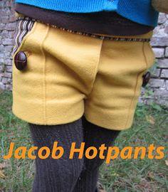 Jacob hotpants