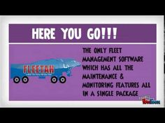 Fleetah Tire Management features