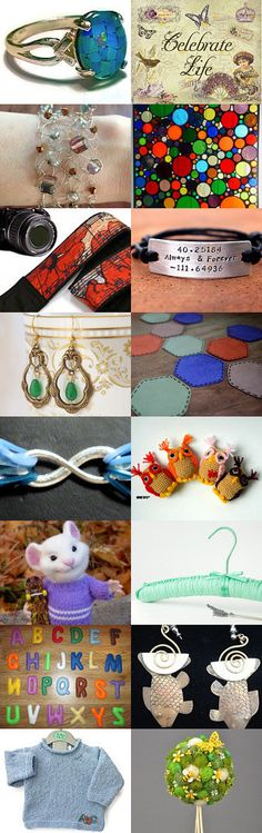 NUMBER:61 from the SAVVY-ETSY-SELLERS-MEMBERS by Dawn Marie Livett on Etsy--Pinned with TreasuryPin.com