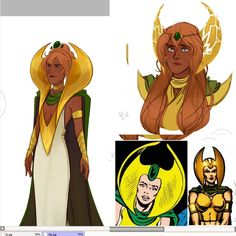"""nanihoo: """" SCREAMS INTO THE ABYSS I hate this stupid helmet!! #Sigyn """""""