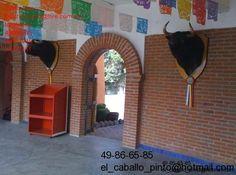cortijos taurinos | Cortijo Fiesta Tema taurina