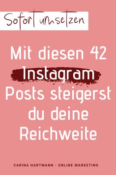 42 Content-Ideen, die in Social Media immer funktionieren - Favorito Tutorial and Ideas Instagram Design, Instagram Feed, Instagram Hacks, Instagram Marketing Tips, Inbound Marketing, Content Marketing Tools, Influencer Marketing, Facebook Marketing, Internet Marketing