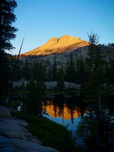 Epic Yosemite: Backpacking to Raisin Lake