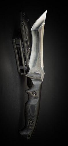Boker Plus Rampage Fixed Blade Knife