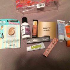 NEW ULTA BEAUTY SET! NEW ULTA beauty set! See pictures for exact items. INCLUDES Anastasia, benefit roller lash, and more!   NO TRADES Sephora Makeup