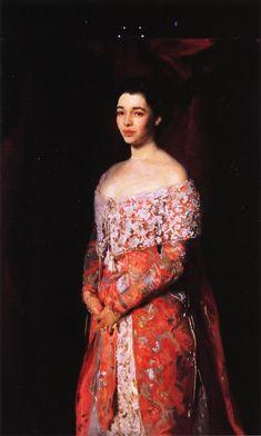 RIVER OF DREAMS - Hayley Westenra음악을 들으려면원본보기를 클릭해주세요. The Red Dress Friedrich von Amerling (April 14, 1803–January 14,