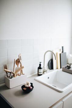Berlin Apartment Of Interior Designer Christoph Kummecke. Minimalist ...