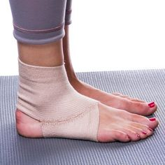 Elastic Ankle Brace for Gymnastics, Dance & Athletic Support - XL Poor Circulation, Improve Circulation, Ankle Arthritis, Stress Fracture, Ligaments And Tendons, Yoga Shoes, Inflammation Causes, Sprained Ankle, Injury Prevention