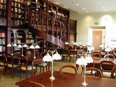Library of the Medical University of Białystok (Czytelnia Biblioteki Głównej Uniwersytety Medycznego w Białymstoku) (Białystok, Poland)