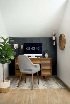 315 best Home Office Ideas images on Pinterest in 2018 | Desk ideas ...