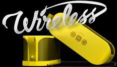 Solemate™ Wireless Speaker