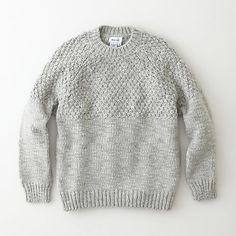 steven alan / seed stitch sweater