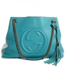 Gucci Gg Monogram Logo Shoulder Bag. Get one of the hottest styles of the season! The Gucci Gg Monogram Logo Shoulder Bag is a top 10 member favorite on Tradesy. Save on yours before they're sold out!