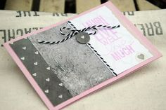 Es wird rosa - Februar-Kit 2014 papierwerkstatt