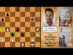 Combinaison aux échecs Tour et Cavaliers Cavaliers, Tour, Suit