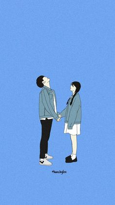 Cute Couple Drawings, Cute Couple Art, Anime Love Couple, Couple Cartoon, Girl Cartoon, Cute Drawings, Cute Couples, Couple Illustration, Character Illustration