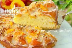 Kremalı Şeftalili Kek – Nefis Yemek Tarifleri French Toast, Breakfast, Recipes, Food, Instagram, Turkish Recipes, Meal, Eten, Recipies