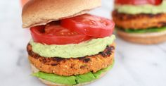 Some Great Post Workout and AnyTime burger style meals.