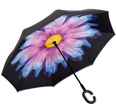 Double Layer Inverted Inverted Umbrella Is Light And Sturdy Cute Swimming Group Sea Turtles Cartoon Reverse Umbrella And Windproof Umbrella Edge Nigh