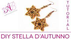 DIY Tutorial | Stella d'autunno con Twin Beads / Autumn Star