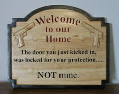 Hunting Man Cave Accessories : Gun control buying one when you want two hunting man cave bar