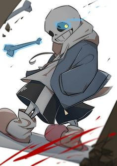 """""""Your Bad Time will be coming soon, or I just pretend to being edgy."""""""