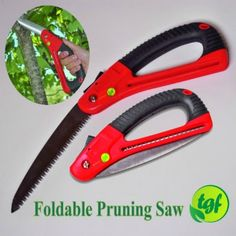 Now available at Amazon.com in time for Christmas. This folding pruning saw is awesome for yard and garden use and is a great tools for the...