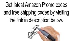 Watch this exclusive video and get latest Amazon promo codes for months and years.  You can't find Amazon promotional codes valid source mention in this video. It is just 1 minute video but discount is up to $1000 with 90% off coupon codes. https://www.youtube.com/watch?v=i7CZKZNOHXc #AmazonPromoCodeAugust201690OffListYouTube #AmazonPromoCode201690OffListYouTube #WatchThisVideoAndGetAmazonPromoCodes #AmazonPromoCodeFirstWatchThisVideo #AmazonPromoCodes1minVideoSave1000
